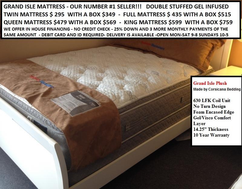 No Credit Check Mattress Huge Assortment Of Furniture Bedding And Home Decor Furniture Pick
